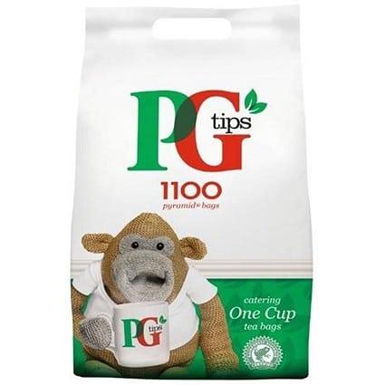 PG Pyramid Teabags 2x1100
