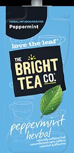 Flavia Peppermint Herbal Tea Bright 140s - FLAV014