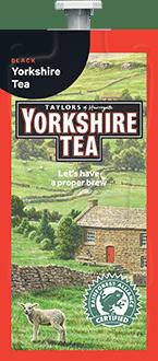 Flavia Yorkshire Tea 140s - FLAV010