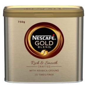Nescafe Gold Blend Tins 6x750g (Bev026)
